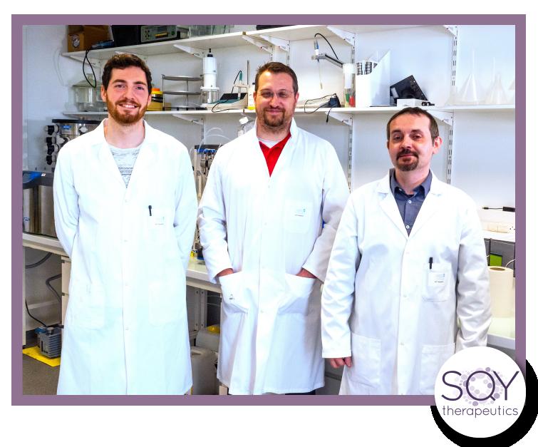 chimistes sqy therapeutics